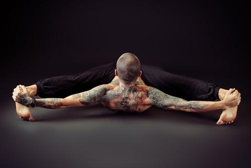 Mens Yoga 2 Classes per week